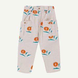 【yellowpelota】【21SS】Plant trouser - White