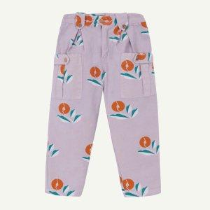 【yellowpelota】【21SS】Plant trouser - Mauve