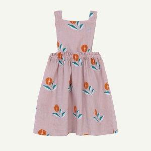 【yellowpelota】【21SS】Plant apron skirt