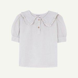 【yellowpelota】【21SS】Rumba Blouse - Grey (Toddler)
