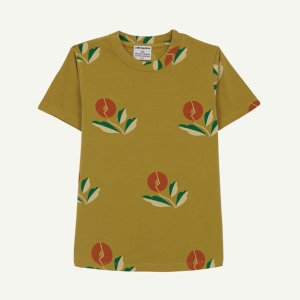 【yellowpelota】【21SS】Plant T-Shirt - Olive (BABY)