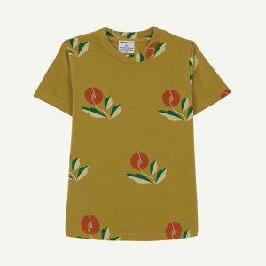 【yellowpelota】【21SS】Plant T-Shirt - Olive