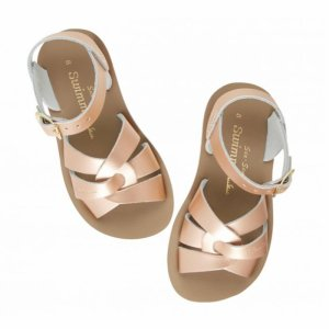 <img class='new_mark_img1' src='https://img.shop-pro.jp/img/new/icons47.gif' style='border:none;display:inline;margin:0px;padding:0px;width:auto;' />[SS21]Salt Water Sandals / ソルトウォーターサンダル / swimmer - Rose Gold