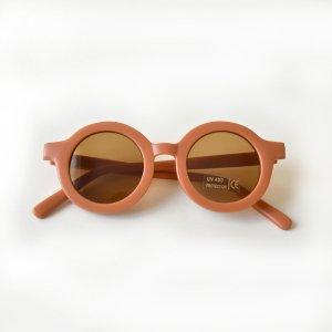 [Grech&Co.] KIDS Sunglass - Rust