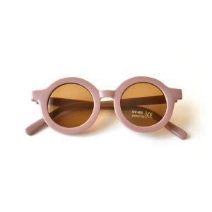 [Grech&Co.] KIDS Sunglass - Burlwood