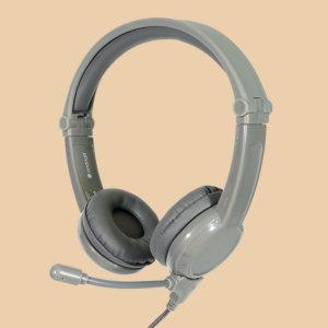 [Onanoff] BUDDY PHONES Galaxy ヘッドフォン Grey