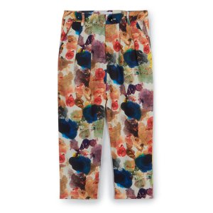 WOLF&RITA [21AW] ANDRE TROUSERS - BLUE AVALANCHE