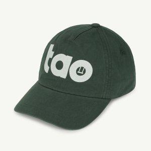 TAO / THE ANIMALS OBSERVATORY / BIG HAMSTER ADULT CAP / GREEN