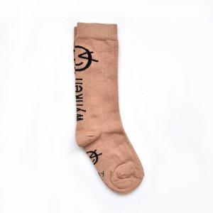 【wynken】Wynken Sock / DULL PINK