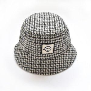 【wynken】Bucket Hat / OATMEAL DOGTOOTH