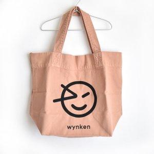 【wynken】Tote Bag / DULL PINK