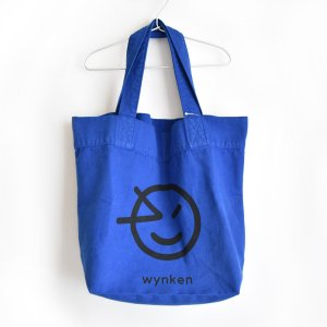 【wynken】Tote Bag / DISCOVERY BLUE