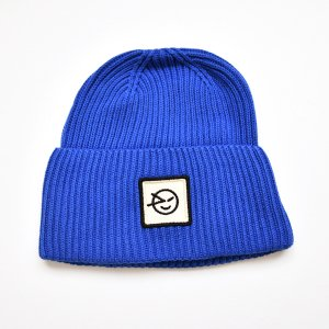 【wynken】Daily Beanie (ニットキャップ) / DISCOVERY BLUE