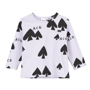 【BEAU LOVES】Orchid Ace Long Sleeve Baby T-shirt