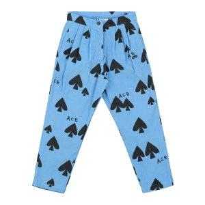 【BEAU LOVES】Blue Ace Corduroy Pocket Trousers