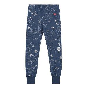 【BEAU LOVES】Navy Galaxy Slim Pants