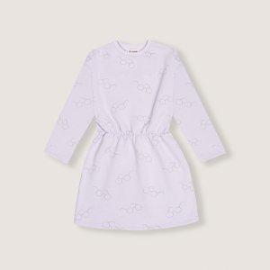 【jellymade】BENITA DRESS - LAVENDER GLASSES