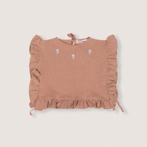 【jellymade】Carmen Vest - Brick