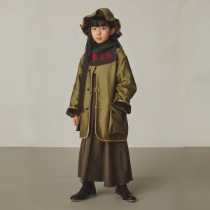 【GRIS】Liner Jacket / ARMY GREEN