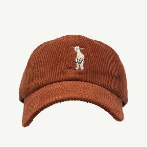 【yellowpelota】  Goat cap / Terra