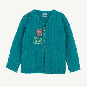 【yellowpelota】Tarasp jacket / Cypress Green
