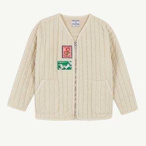 【yellowpelota】Tarasp jacket / Natural