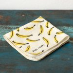 [MAISON BOBO CHOSES]Baby Towel Banana
