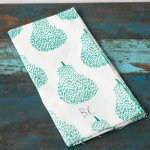 [MAISON BOBO CHOSES]Tenugui Hand Towel Pear