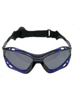 ・Sea Specs 【Cobalt Specs】  ウォータースポーツ用 サングラス(レンズブラック・フレームブルー)