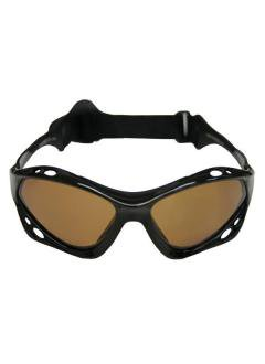 ・Sea Specs 【Sunset Specs】  ウォータースポーツ用 サングラス(レンズブラウン・フレームブラック)