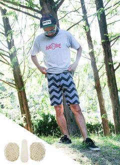 INDUSTY NEX PANTS (パッド付き)