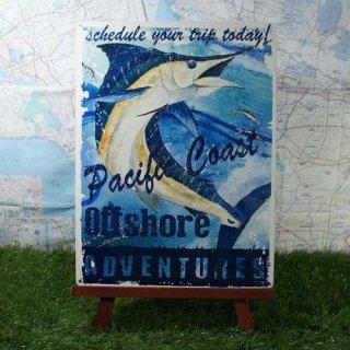 �ڥ֥ꥭ���ġ�Fishing����ꡡPacific Coast Offshore Adventures