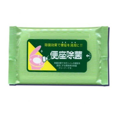 【国産】便座除菌 10枚入
