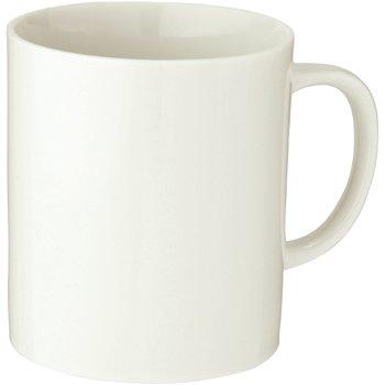 陶器マグ ストレート(M) アイボリー