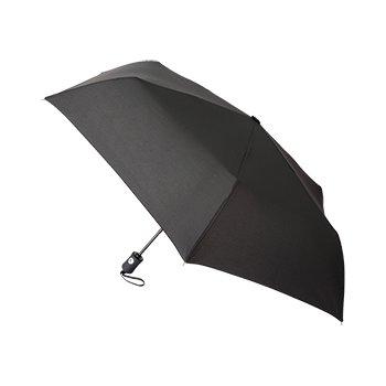 自動開閉折りたたみ傘/ブラック