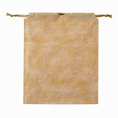 和風巾着袋(芥子色)