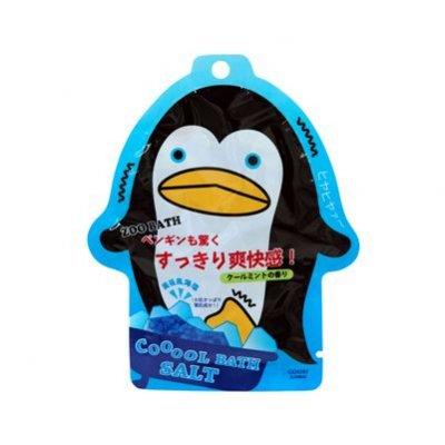 【国産】ズーバス ペンギン バスソルト