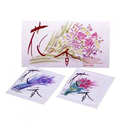 【国産】花の香 3つ折り2P