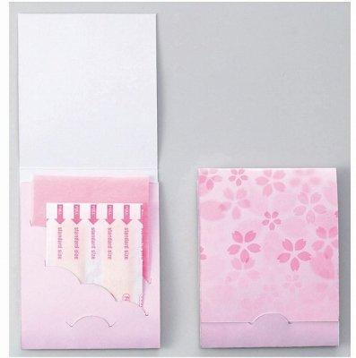 さくら(絆創膏&あぶらとり紙)
