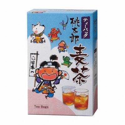 桃太郎麦茶(10g×5個)