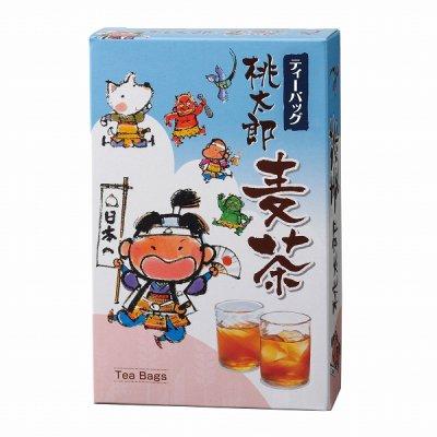 桃太郎麦茶(10g×8個)