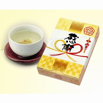 【感謝】純金茶(2g×4個)