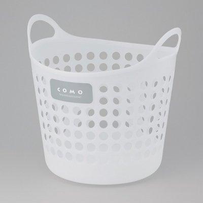 【国産】コモバスケットL(ナチュラル)