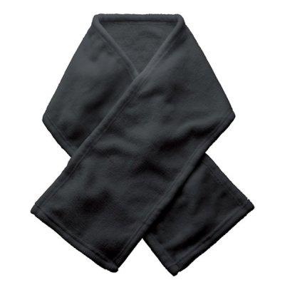 ソフトタッチフリースマフラー/ブラック