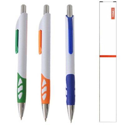 メタリックホワイトボールペン(のし箱付) 1個