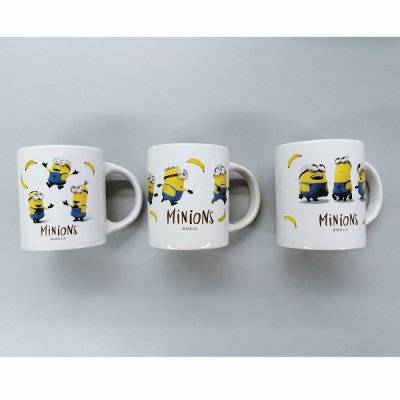 キャラクターマグカップ(ミニオンズ) 1個