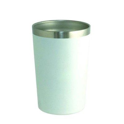 MIPステンレス断熱タンブラー380ml(ホワイト)