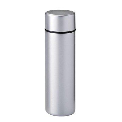 コンパクトボトル125ml(真空ステンレスボトルミニ 125ml)/シルバー