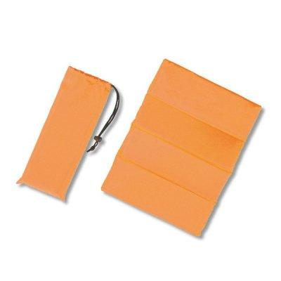 クッションシート(巾着付き)/オレンジ
