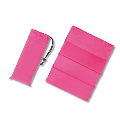 クッションシート(巾着付き)/ピンク